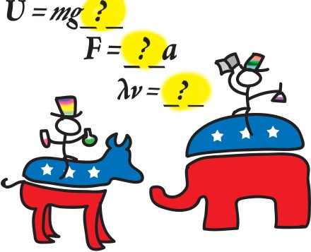 Presidential Politics and Science